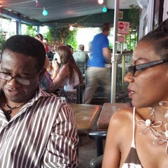 Photo taken at Hobo's Restaurant & Bar by Tom J. on 7/5/2014