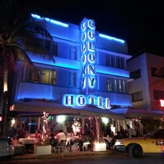 Photo taken at Colony Hotel by Danton G. on 2/17/2013