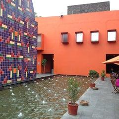 Photo taken at Centro Nacional de las Artes by David C. on 7/22/2013