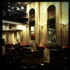 Photo taken at Enetiko Cafe by Christos V. on 10/25/2014