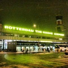 Das Foto wurde bei Rotterdam The Hague Airport (RTM) von Robert v am 1/18/2013 aufgenommen