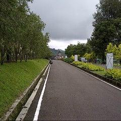 Photo taken at Kebun Raya Taman Wisata Cibodas by resna a. on 12/31/2012