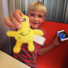 Photo taken at Boomarang Diner by Matt P. on 7/29/2014