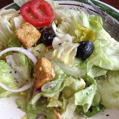 Photo taken at Olive Garden by Dora J C. on 10/3/2012