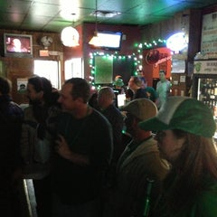 Photo taken at Burke's Pub by Jimmy A. on 3/17/2013