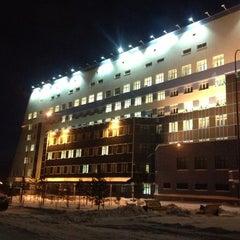 Photo taken at СурГУ by Alex S. on 11/22/2012
