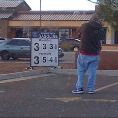Photo taken at Sam's Club Gas Station by Shawna T. on 2/9/2013