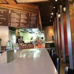 Photo taken at SoHi Grilled Sandwiches by Beka E. on 1/9/2013