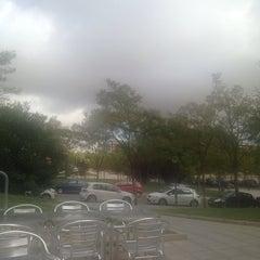 Photo taken at Cafetería Psicología UAM by Ana B. on 9/17/2014