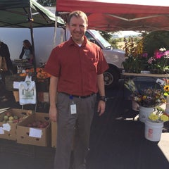Photo taken at San Ramon Thursday Farmers' Market by Evren E. on 11/7/2013