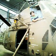 Photo taken at พิพิธภัณฑ์กองทัพอากาศ (Royal Thai Air Force Museum) by Timothy P. on 10/5/2012