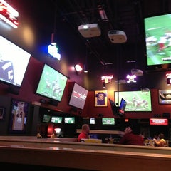 Photo taken at Buffalo Wild Wings by Tony on 1/2/2013