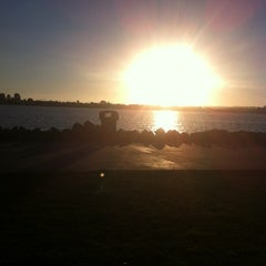 Photo taken at San Diego Bay by Mohamed H. on 11/22/2012