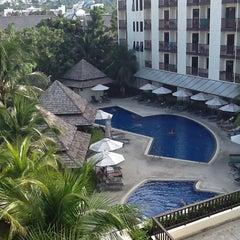 Photo taken at Ibis Phuket Kata Hotel by Andrew on 1/14/2013
