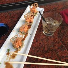Photo taken at RA Sushi Bar Restaurant by Richard V. on 4/19/2013