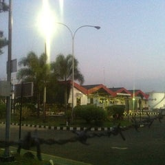Photo taken at Pertamina Terminal BBM Malang by rakhmat hadi s. on 8/22/2013