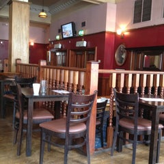 Photo taken at The Isambard Kingdom Brunel (Wetherspoon) by Jane R. on 5/23/2013