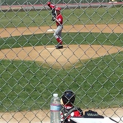 Photo taken at El Cerrito Sports Park by Cynthia M. on 4/5/2014