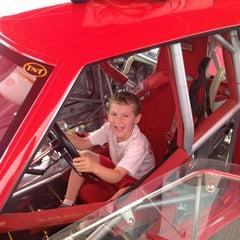 Photo taken at Barona Speedway & Dragstrip by David on 6/30/2013