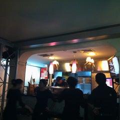Photo taken at Kaffas Sushi by Cesar on 11/20/2012