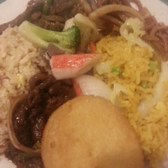 Photo taken at U China Buffet by Kevin Zahir Taj Zakir L. on 12/18/2012
