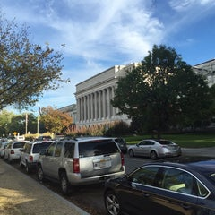 Photo taken at U.S. Department of Agriculture (USDA) Jamie L. Whitten Building by Fábio S. on 10/24/2014