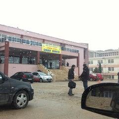 Photo taken at Tıp Fakültesi Temel Bilimler Binası by Özgür on 1/12/2013