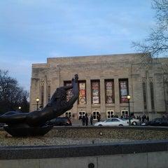 Photo taken at IU Auditorium by Lindsay K. on 3/23/2013
