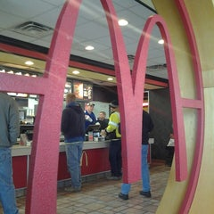 Photo taken at McDonald's by Lindsay K. on 4/4/2013