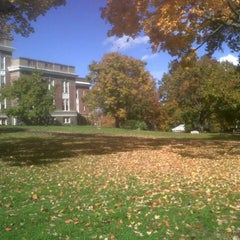 Photo taken at SUNY New Paltz by Samantha P. on 10/20/2012