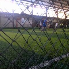 Photo taken at Cimahpar Futsal by Bayu T. on 9/15/2013