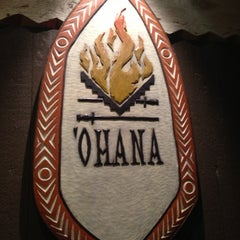 Photo taken at 'Ohana by Shaun T. on 4/13/2013