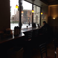 Photo taken at Boston Common Coffee Company by Madeleen on 12/26/2013