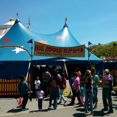 Photo taken at Big Apple Circus by Mike R. on 5/27/2013