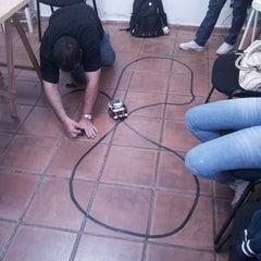 Photo taken at Garoa Hacker Clube by Rafael V. on 3/29/2013