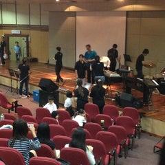 Photo taken at UCSI University (South Wing) by Khai on 11/10/2012