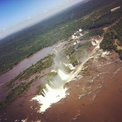 Photo taken at Cataratas del Iguazú by Natali on 1/18/2013