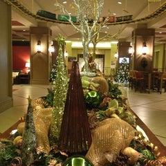 Photo taken at Lansdowne Resort by Nicole N. on 12/8/2012