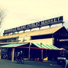 Photo taken at Granville Island Public Market by Cassie on 2/23/2013