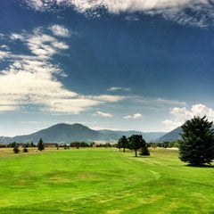 Photo taken at Red Lodge Mountain Golf Course by Adam B. on 7/25/2013