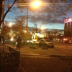 Photo taken at McDonald's by Vladislav on 10/13/2012