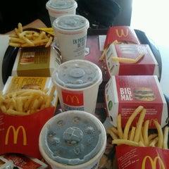 Photo taken at McDonald's by Nicolas V. on 11/24/2012