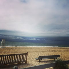 Photo taken at Indian Wells Beach by Lily N. on 6/5/2015