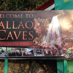 Photo taken at Callao Cave by Minpha C. on 3/12/2015