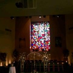 Photo taken at Riverside Baptist Church by Mabel R. on 9/29/2012