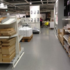 Photo taken at IKEA by Febby C. on 10/29/2012