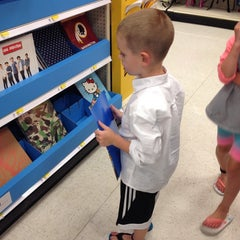 Photo taken at Target by Erin on 7/22/2014