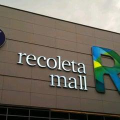 Photo taken at Recoleta Mall by sERgiO E. on 12/17/2012