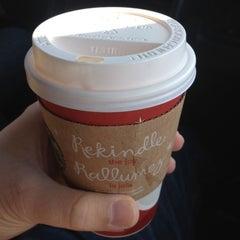 Photo taken at Starbucks by Matt on 11/12/2012