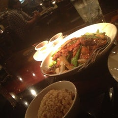 Photo taken at P.F. Chang's by Joshua H. on 1/23/2013